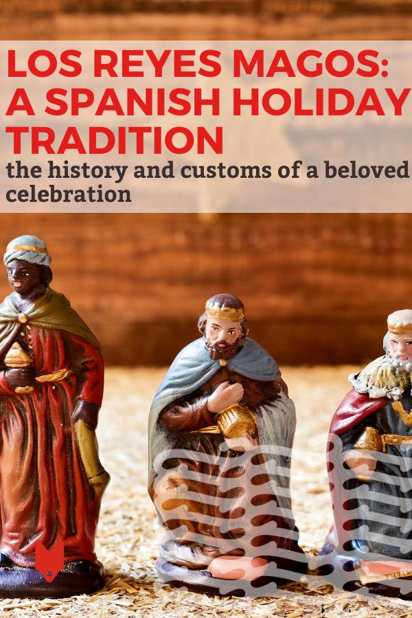 Los Reyes Magos (los Reyes Magos) son una importante tradición navideña española
